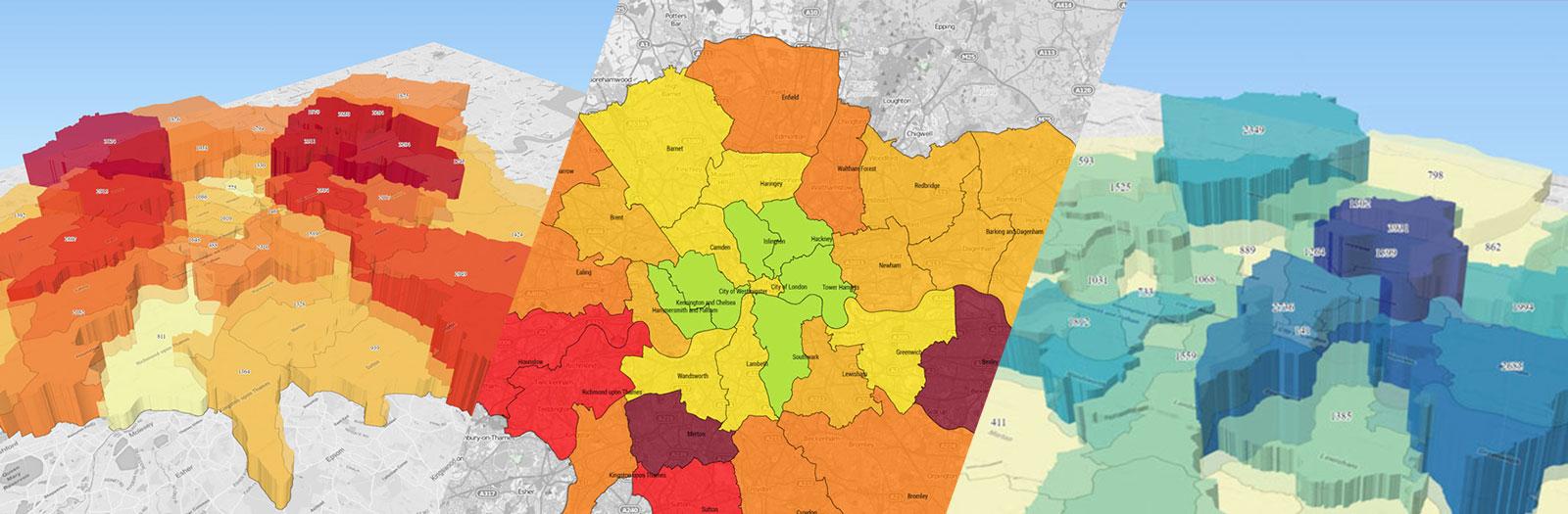 London Plan Borough Housing Targets
